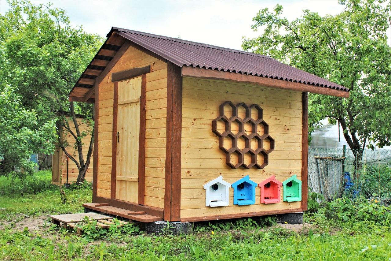Пчелиные домики своими руками для лечения