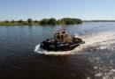 Начались заводские ходовые испытания рейдового буксира «БУК-2190»  проекта 04690