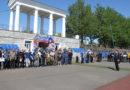 В Кировскепрошлиежегодные соревнования по пожарно-прикладному спорту