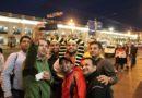 Улицы Петербурга с утра наполнились гулом вувузел болельщиков перед матчем Россия — Египет