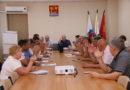 В Кировской районе прошло заседание районного совета депутатов