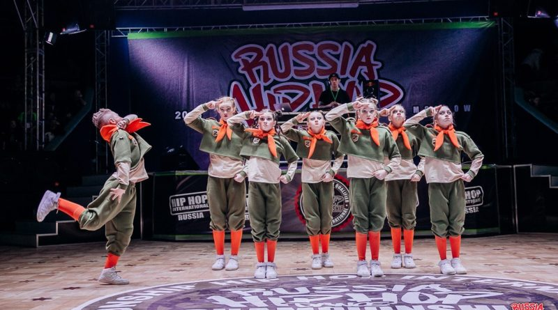 Чемпионат мира «World Hip Hop Dance Championship» в США подходит к концу