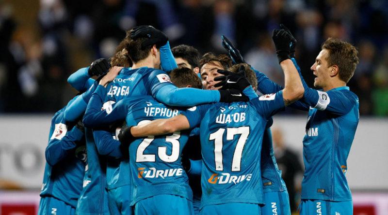 «Зенит» одержал победу над «Бордо»